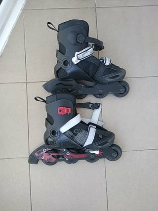 Patines Oxelo talla36-38