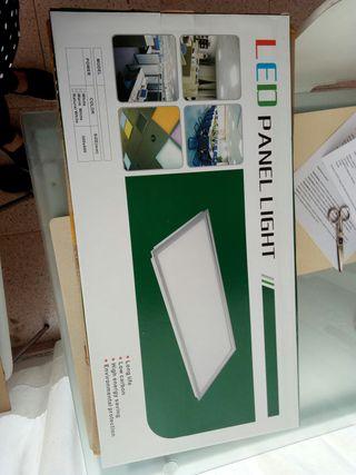 Panel LED para techo falso