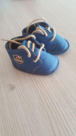 zapatos bebe 6 meses