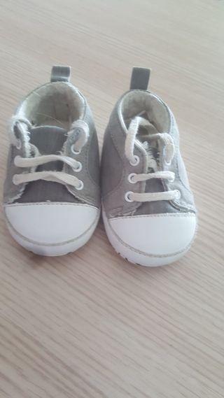 zapatos bebé 9 meses
