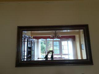 Espejo con marco 1,50*80
