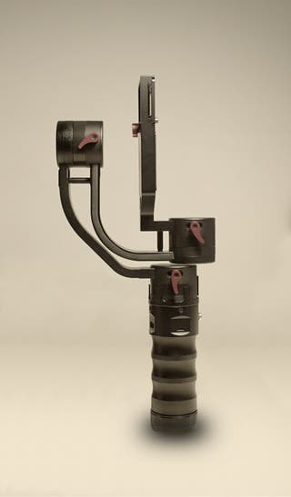 Gimbal BeHolder DS1. Estabilizador para Reflex