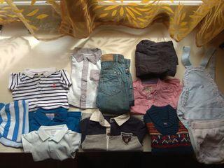 lote ropa niño bebe