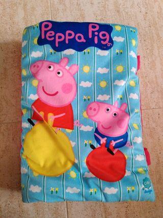 Cuento Peppa Pig