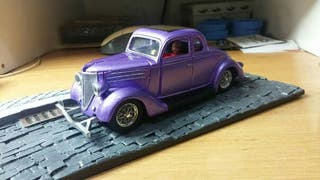 scalextric kit resina 1/32 Ford Deluxe