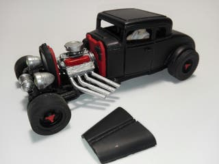 scalextric kit resina 1/32 Chevrolet 1932