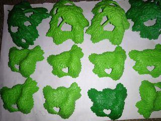 Playmobil vegetación
