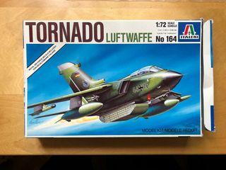 Maqueta Italeri Tornado Luftwaffe N164 Nueva