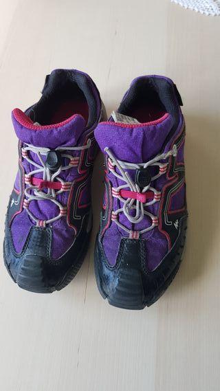 Zapatillas niñ@.