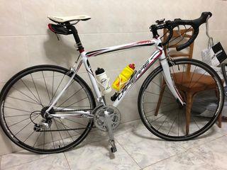 Bicicleta de carretera LAPIERRE+equip completa