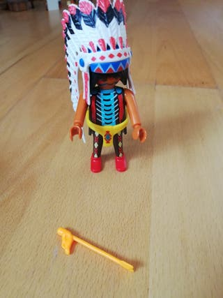 Playmobil indio