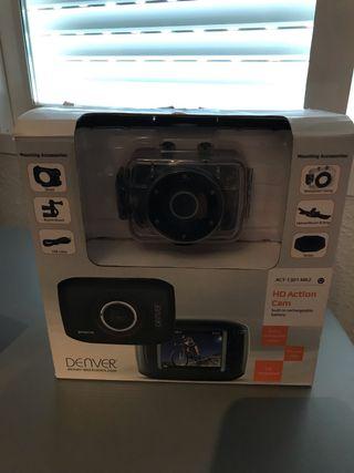 Cámara HD action cam