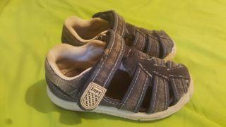zapatos número 20