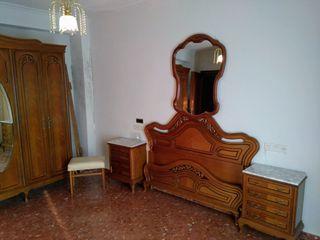 dormitorio de 135