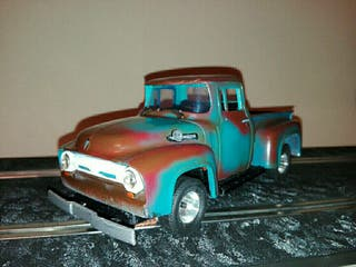 scalextric kit resina 1/32 Ford F100
