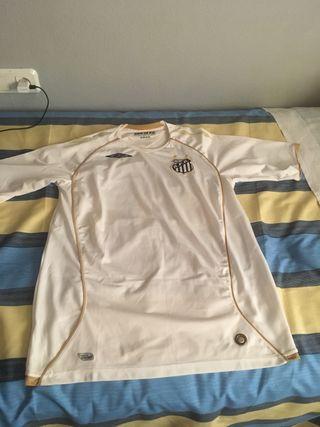 Camiseta Santos de Neymar
