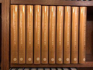 Enciclopedia la historia en su lugar