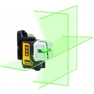 laser verde dewalt