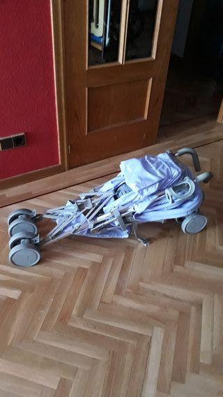 silla de paseo asalvo baby