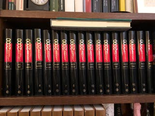 Enciclopedia larousse 2000