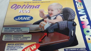 Trona mesa Jane optima plus