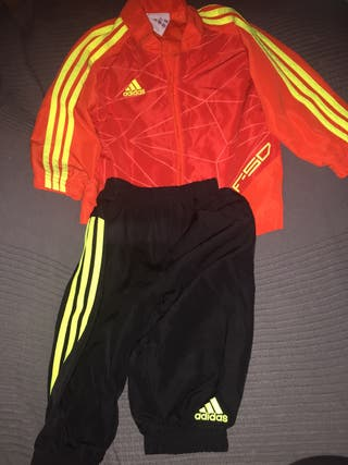 Chándal Adidas 9/12 meses