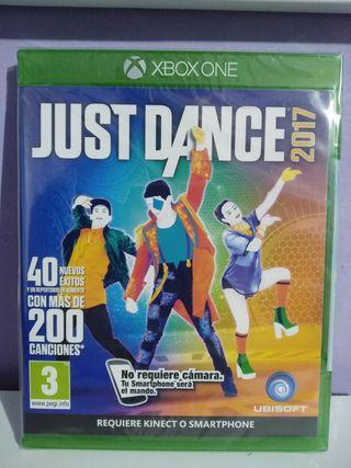 just dance 2017 Xbox one nuevo