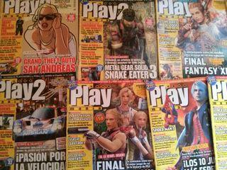 Colección Revistas Playmanía