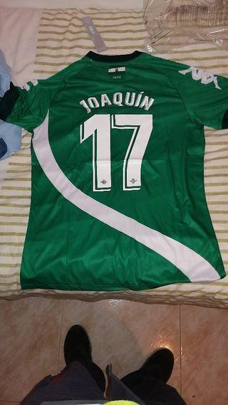 camiseta del Betis días de Andalucía tlla m