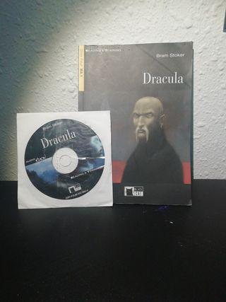 Dracula de Bram Stoker con CD de audio precintado.