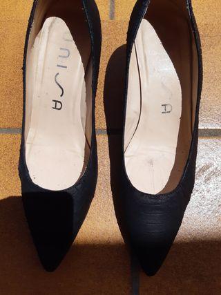 zapatos UNISA N-39 PIELY SUELA
