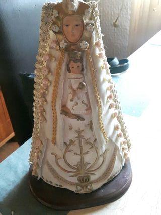 Virgen con niño Jesús
