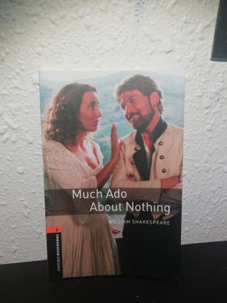 Much Ado About Nothing. Editorial Oxford bookworms