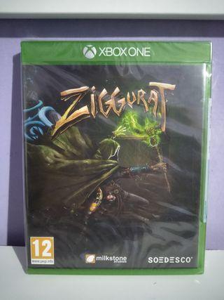 Ziggurat Xbox one nuevo
