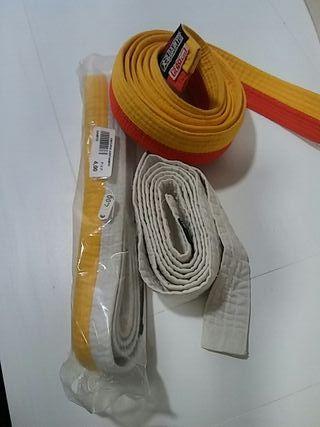 cinturones karate