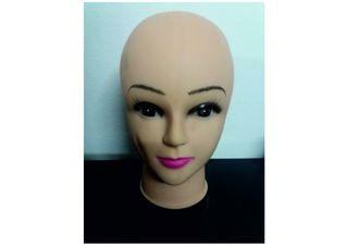 Maniqui de cabeza mujer
