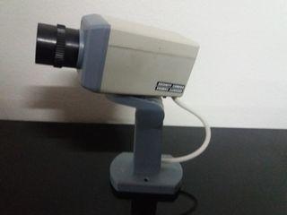 Camara de vigilancia falsa
