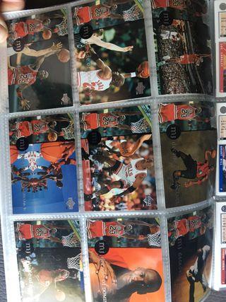 Archivador NBA 94-95
