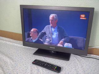 """Tv 22""""fullhd 1080p usb hdmi"""