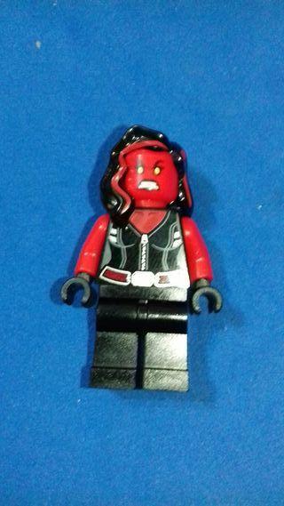 Hulka Roja lego original