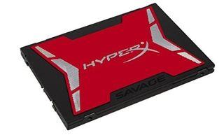 Disco duro SSD 240Gb Kingston Hyper X Savage