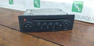 SISTEMA AUDIO / RADIO CD RENAULT SCENIC II