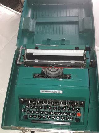 maquina escribir seminueva