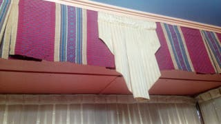 cortina capitel