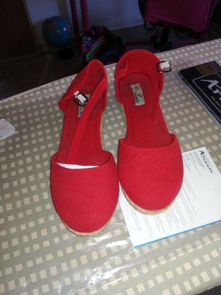 zapatillas flamenca