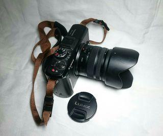 cámara panasonic GF1 OBJETIVO 14-42 HD II