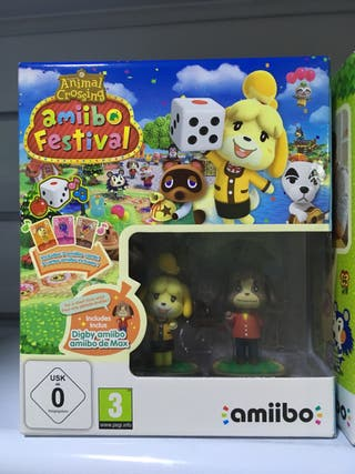Amiibo Festival Animal Crossing