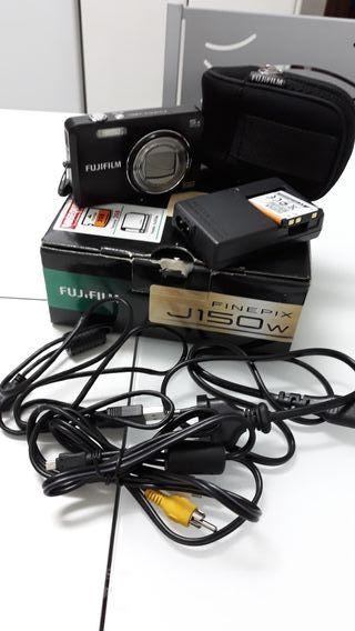 cámara fujifilm Finepix j150w