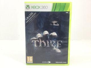 Thief x360 juego xbox 360