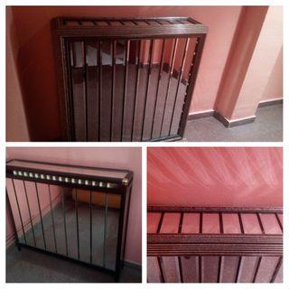 cubre radiador 3 unidades